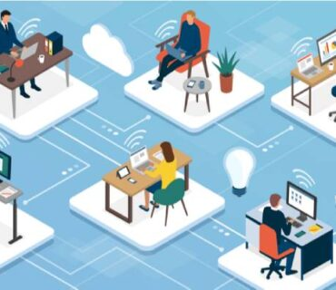 5 Benefits of Managed IT Services for the Remote Workforce